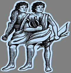 Совместимость знаков зодиака – Близнец-мужчина