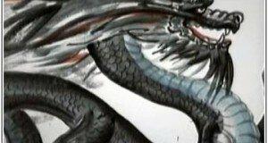 Женщина дракон