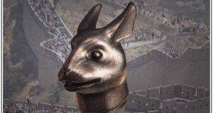 женщина кролик
